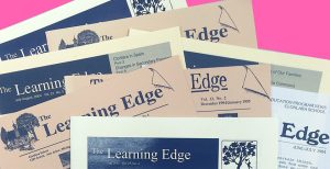 Past Clonlara School Learning Edge Issues