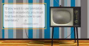 Umberto Eco Quote Re: Television