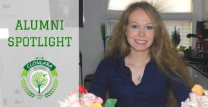 Sarah Reed '18: She Bakes the Cake!