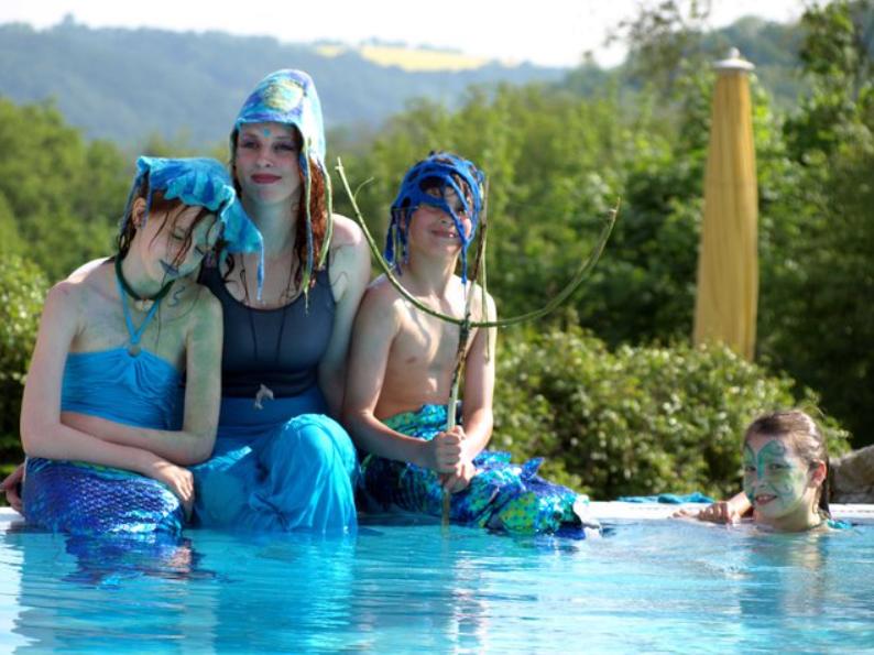 Mermaid program in 2008