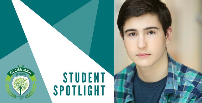 Student Spotlight: Jake Kitchin