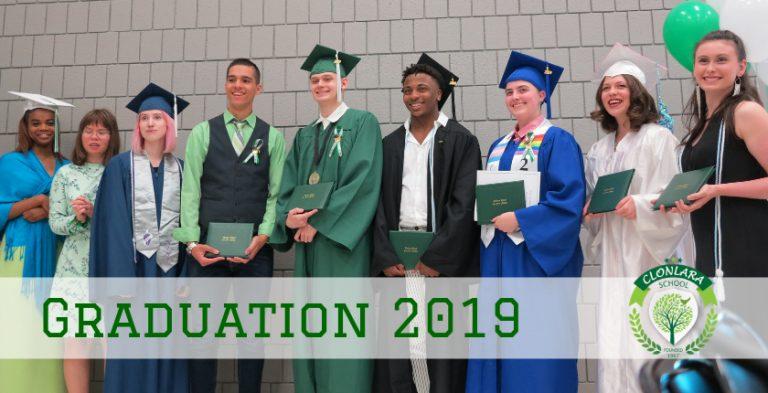 Congratulations, Class of 2019!