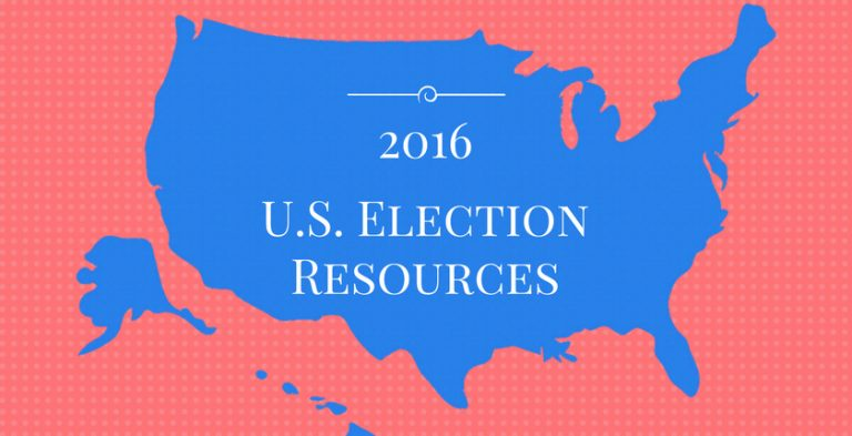 Learning About the U.S. Presidential Election