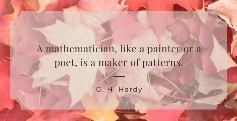 "Myths of Being ""Good at Math"""