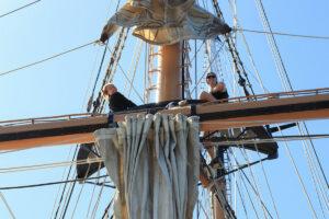Clonlara Alum - Rose Edwards Sailing