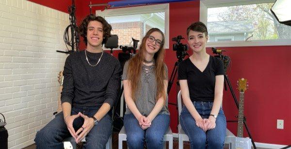 Ariel, Zoey & Eli